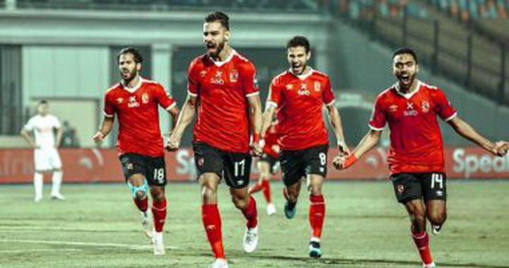 الأهلي يفوز على الاتحاد السكندري ويتأهل لنهائي كأس مصر
