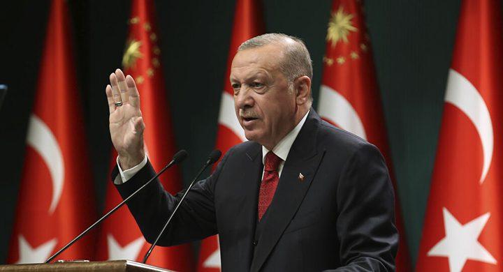 أردوغان يحذر أوروبا من التصرفات التي تمارس تحت عباءة حرية الصحافة
