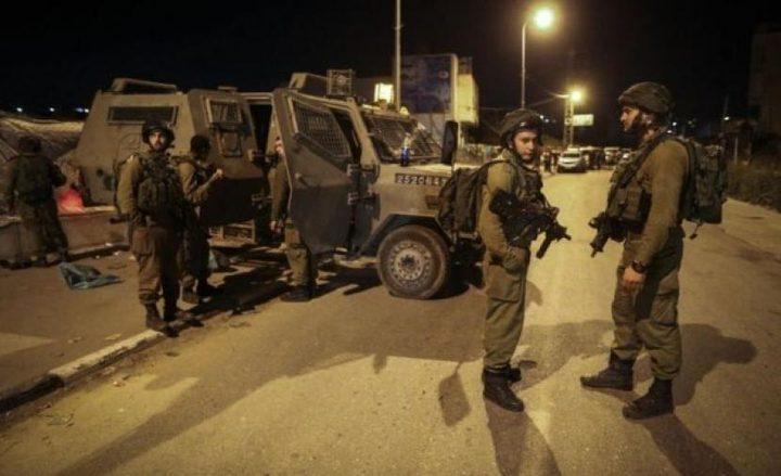 الاحتلال ينصب خيمة وحاجزا عسكريا جنوب جنين
