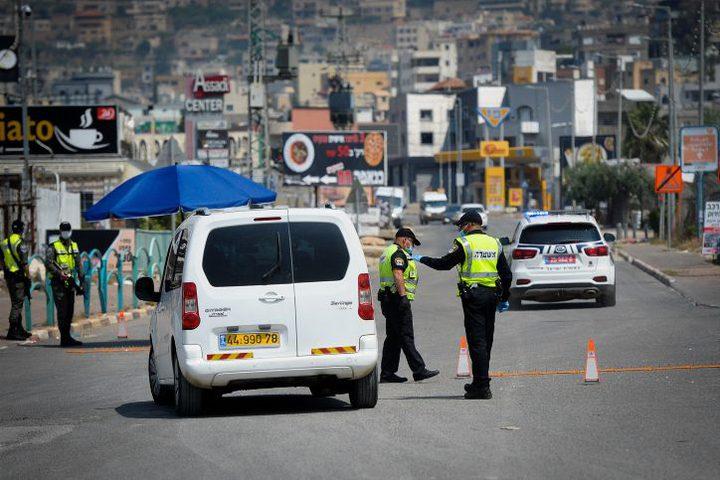 المجتمع العربي: ارتفاع الإصابات بكورونا منذ بداية الأسبوع الحالي