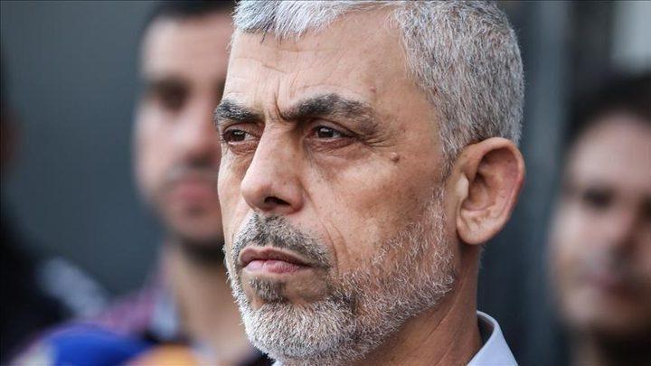 حماس تعلن إصابة يحيى السنوار بفيروس كورونا