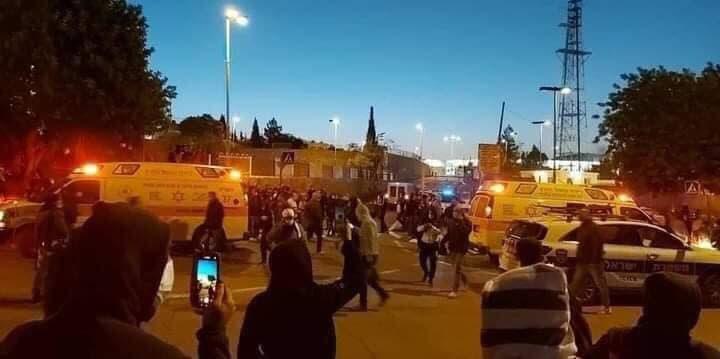 وفاة عاملين وإصابة اخرين في حادث دهس على حاجز بيت لحم الشمالي