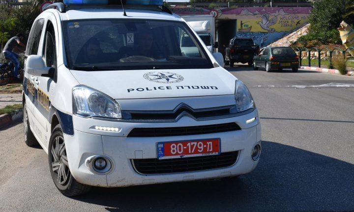 إصابة سيدة بحروق واعتقال زوجها في تل السبع