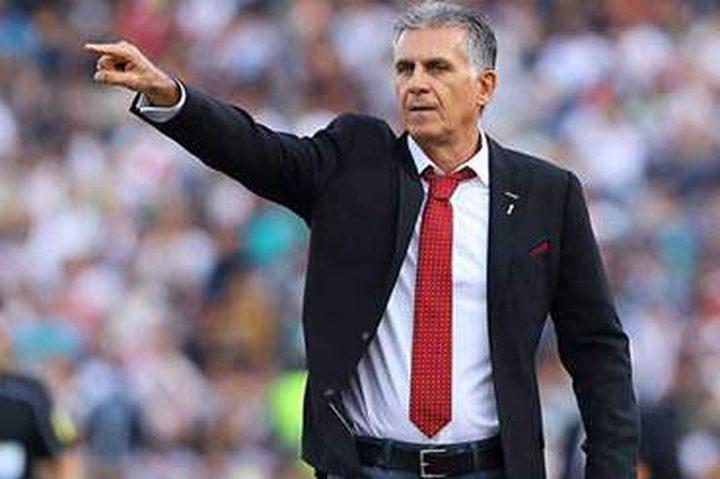 الاتحاد الكولومبي لكرة القدم ينهي خدمات المدرب البرتغالي كيروش