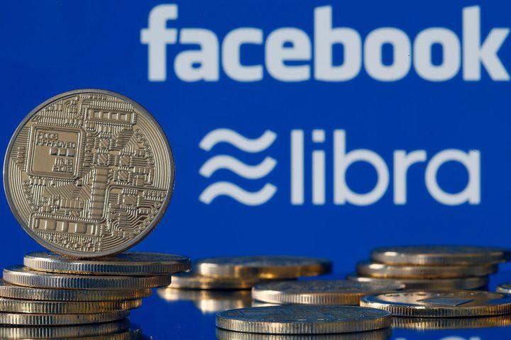 """""""فيسبوك"""" يغير اسم عملة """"ليبرا"""" الرقمية"""