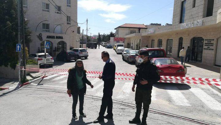 محافظ بيت لحم يغلق مكتب تسوية الأراضي بسبب كورونا
