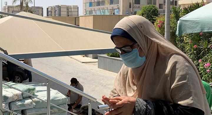 زيادة قياسية بإصابات كورونا في مصر
