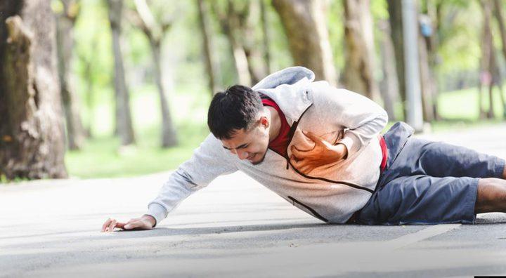 أعراض تدل على حدوث نوبة قلبية