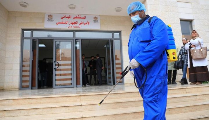 محافظ جنين: المستشفى الحكومي أصبح عاجزا عن إستقبال مرضى كورونا