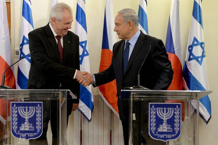 """التشيك تقرر نقل سفارتها من """"تل أبيب"""" للقدس"""