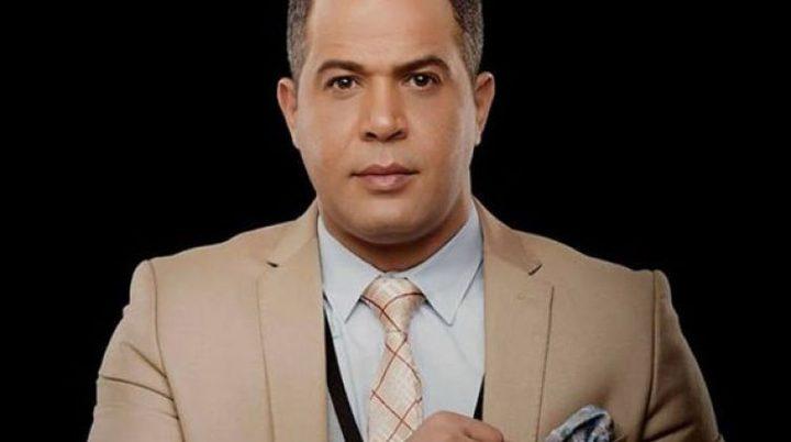 إصابة الفنان مصطفى درويش بالتسمم