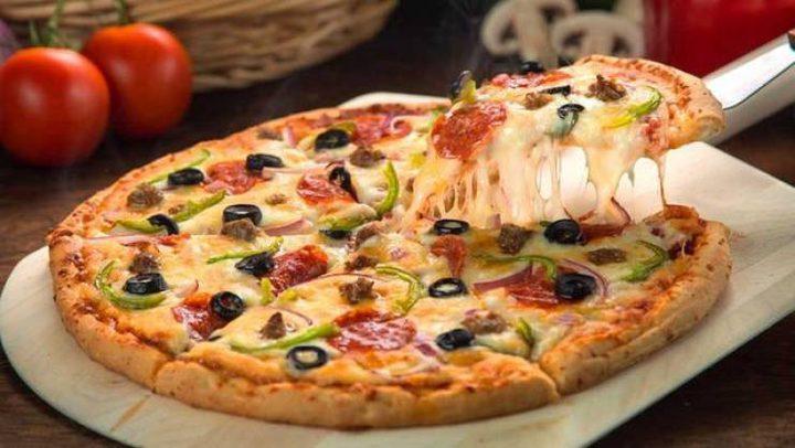كيف تقلل من الخطورة الصحية لتناول البيتزا ؟