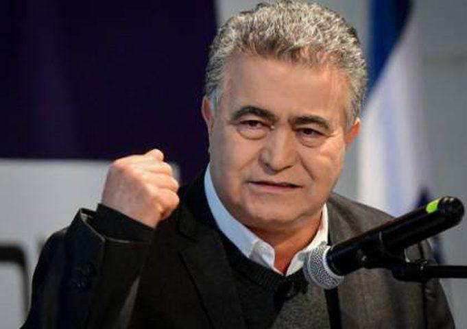 """""""بيرتس"""": سأرشح نفسي للرئاسة الإسرائيلية"""