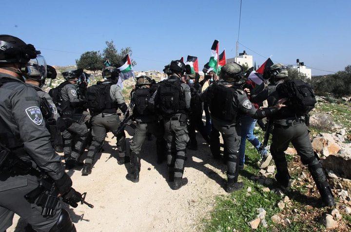 إصابة خطيرة لطفل برصاص الاحتلال في المغير