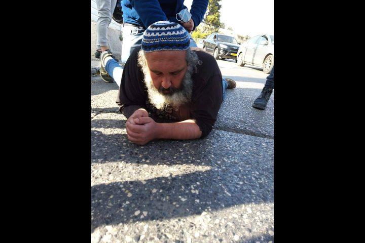 مواطنون يحبطون محاولة مستوطن إحراق كنيسة الجثمانية بالقدس المحتلة