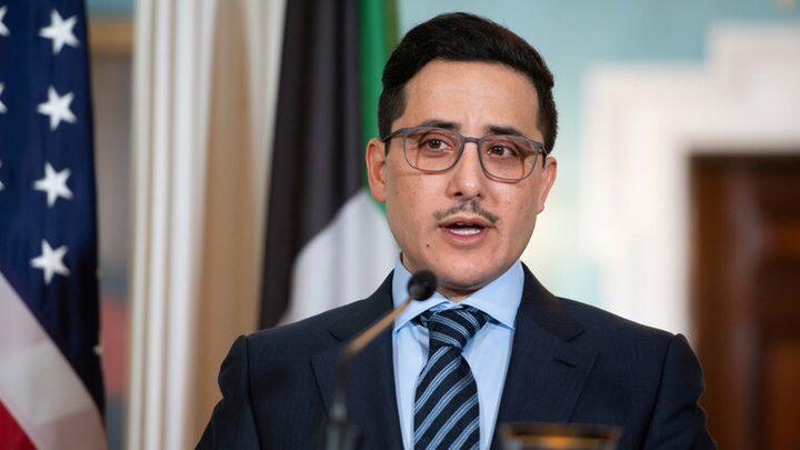 الكويت تؤكد إحراز تقدم في جهود حل الأزمة الخليجية