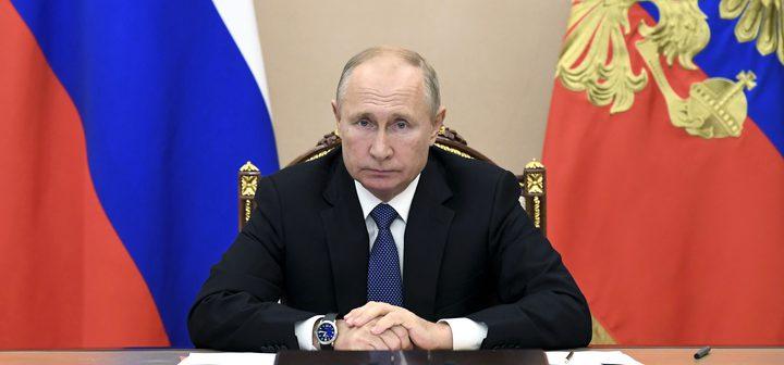 بوتين: مواجهة كورونا وحدت ملايين المواطنين في أنحاء روسيا