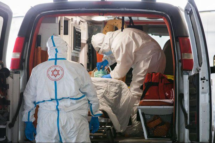1438 إصابة جديدة بفيروس كورونا في دولة الاحتلال