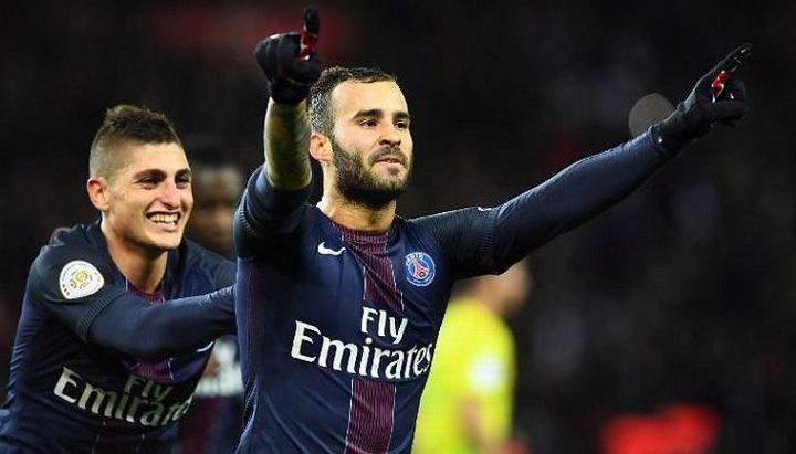 النادي الباريسي يفسخ عقده مع اللاعب خيسي بالتراضي