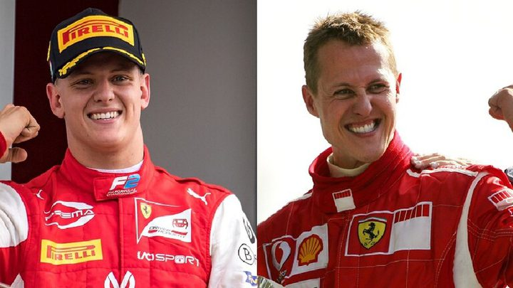 نجل الأسطورة مايكل شوماخر يتوج ببطولة العالم لسباق الفورمولا 2