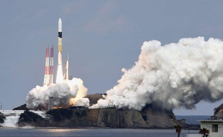 اليابان تستعيد في أستراليا مسبارا فضائيا بعد عودته من مهمة فضائية