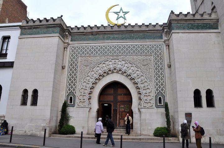 المسجد الكبير في باريس يعيد فتح أبوابه