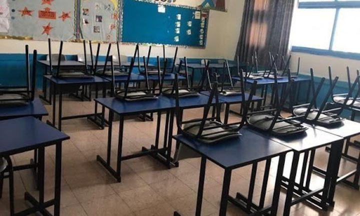 عودة طلاب المرحلة الإعدادية للتعليم الوجاهي في دولة الاحتلال
