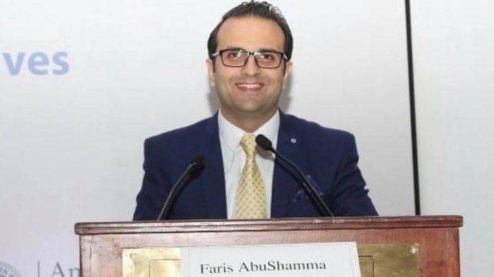 """د. أبو شما من""""النجاح"""" يحصل على مقعد دائم بالمجلس الطبي البريطاني"""