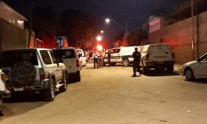 إصابة شاب من رهط بجراح خطيرة إثر  جريمة إطلاق نار