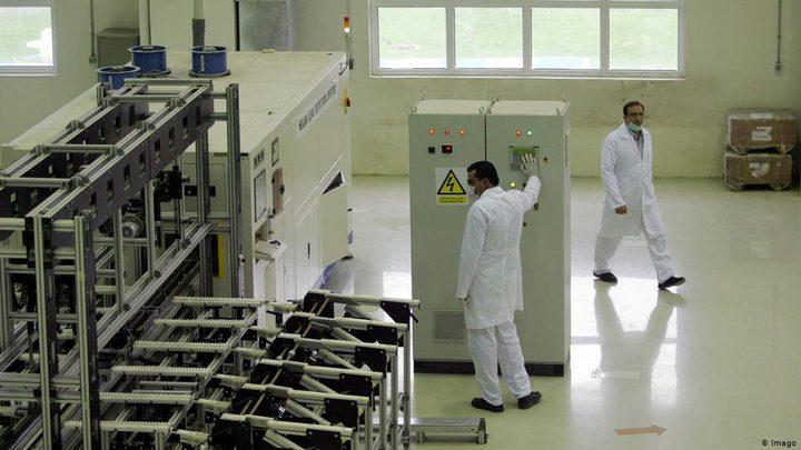 دول عظمى تدعو إيران للعودة عن قرار ر نسبة تخصيب اليورانيوم