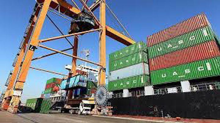 ارتفاع حجم التجارة الخارجية للصين