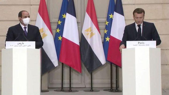 ماكرون: نرفض الوضع في شرق المتوسط وخرق بعض الدول للقانون الدولي