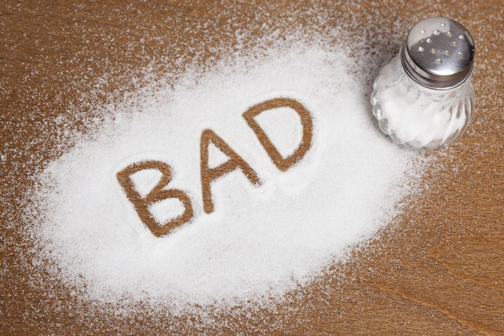 كيف يؤثر الملح على مرضى ارتفاع ضغط الدم والوزن الزائد