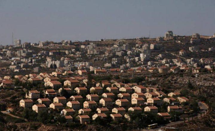 مخطط لبناء أكثر من 9 آلاف وحدة استيطانية شمال القدس