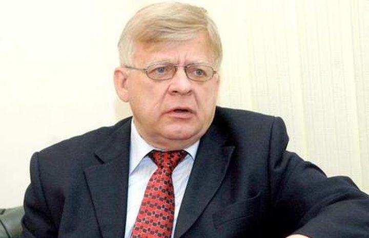 سفير روسيا لدى لبنان يجدد تأكيد موقف بلاده الداعم لحقوق فلسطين