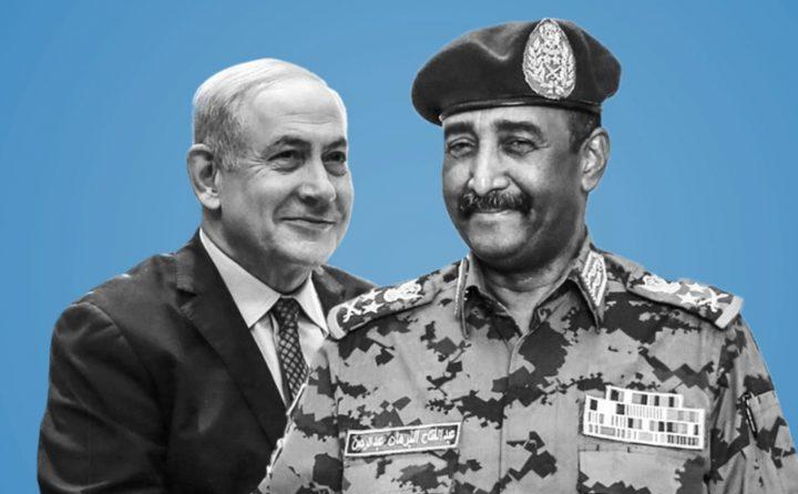 نتنياهو يضغط على الكونغرس الأمريكي لاستكمال التطبيع مع السودان
