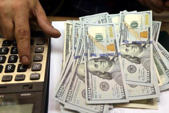هبوط أسعار الدولار في آسيا