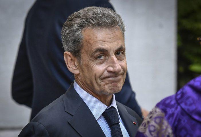 ساركوزي: لم أرتكب أي فعل فساد قط