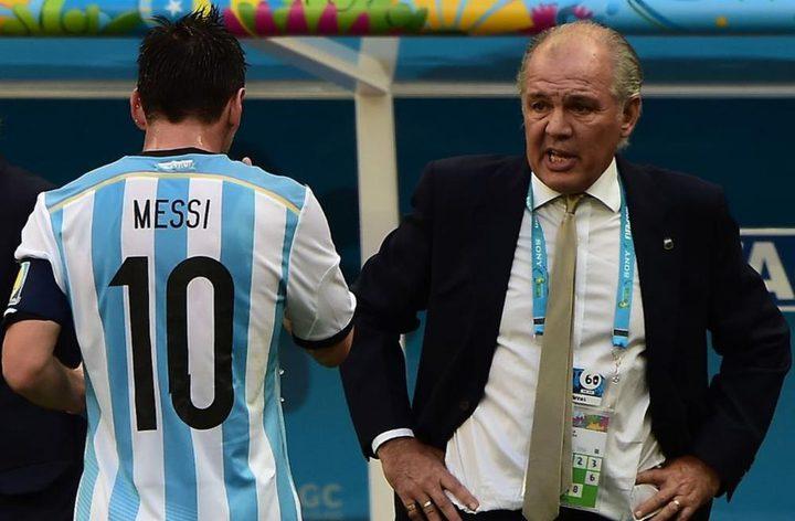 الأرجنتين تفقد مدربها البارز أليخاندرو سابيلا