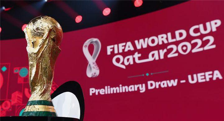 المنتخب القطري يشارك في التصفيات الأوروبية لكأس العالم 2022