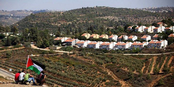الاحتلال يصادر آلاف الدونمات بالضفة لتوسيع البناء الاستيطاني