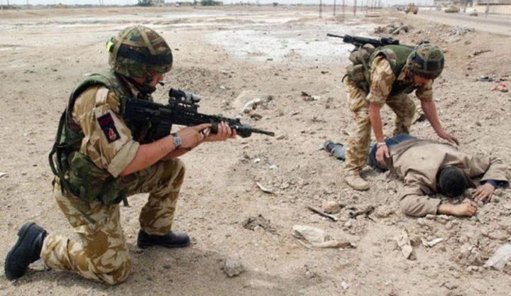 بنسودا تغلق ملف تحقيق في جرائم حرب وقعت بالعراق