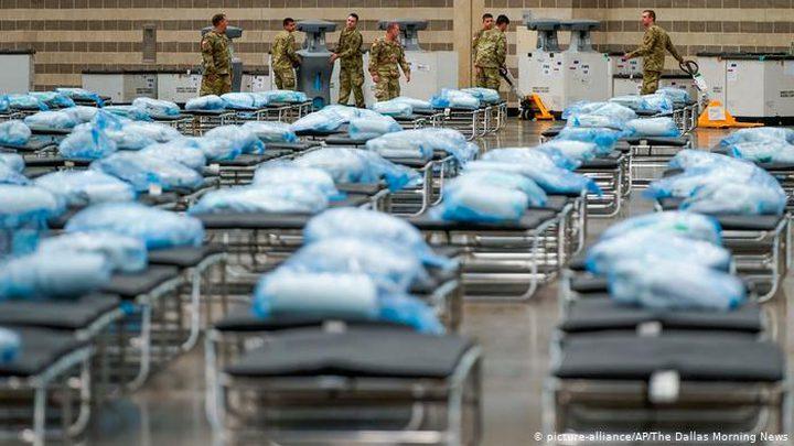 الولايات المتحدة تسجل أعلى حصيلة وفيات منذ بدء تفشي وباء كورونا