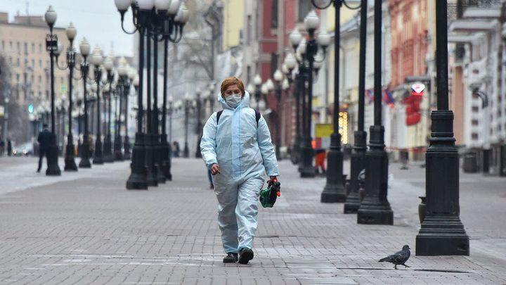 562 وفاة و27927 إصابة بكورونا خلال الساعات ال24 الماضية في روسيا