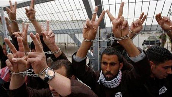الجامعة العربية تدعو مجددا للإفراج عن الأسرى من سجون الاحتلال