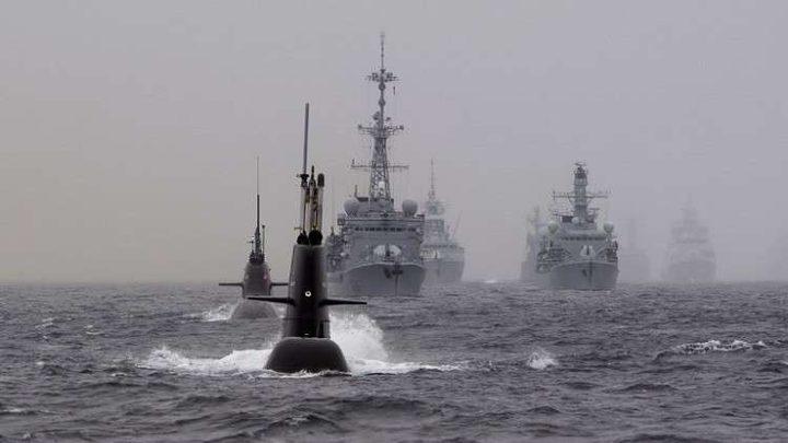 """لأول مرة منذ سنوات البحرية الروسية تجري تدريبا مشترك مع """"الناتو"""""""