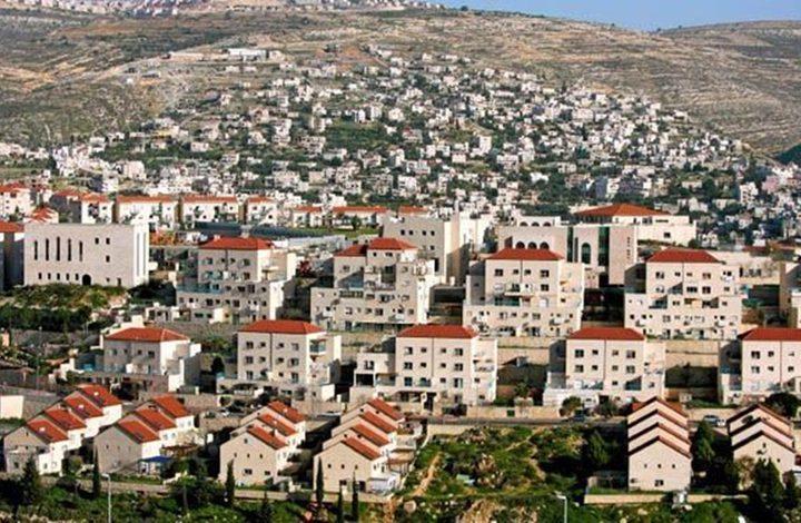 تقرير:الاحتلال يخطط لتنفيذ مشاريع استيطانية تحول الضفة لجليل جديد