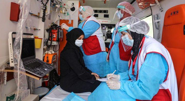 صحة غزة:13 حالة وفاة و505 إصابة جديدة بفيروس كورونا