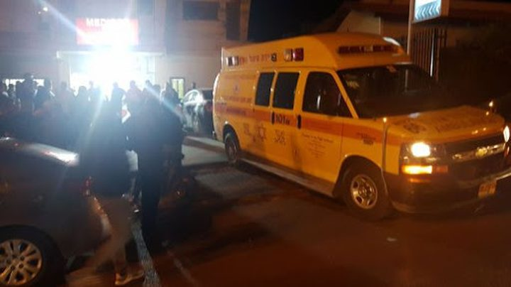 إصابة 4 شبان بجريمة إطلاق نار في عرعرة النقب