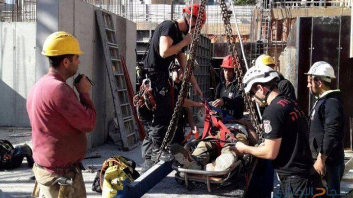 تقرير: 62 عاملا ضحايا حوادث العمل منذ مطلع 2020
